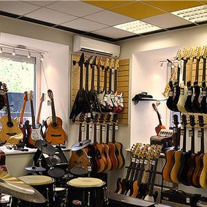 Музыкальные магазины Давлеканово