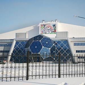Спортивные комплексы Давлеканово