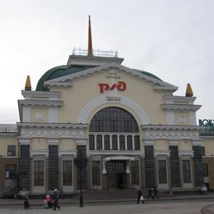 Железнодорожные вокзалы Давлеканово